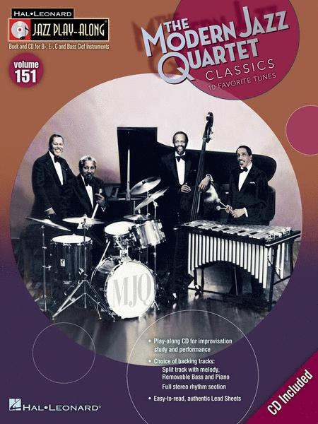 Modern Jazz Quartet Classics
