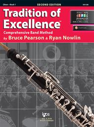 Tradition of Excellence Book 1 - Oboe
