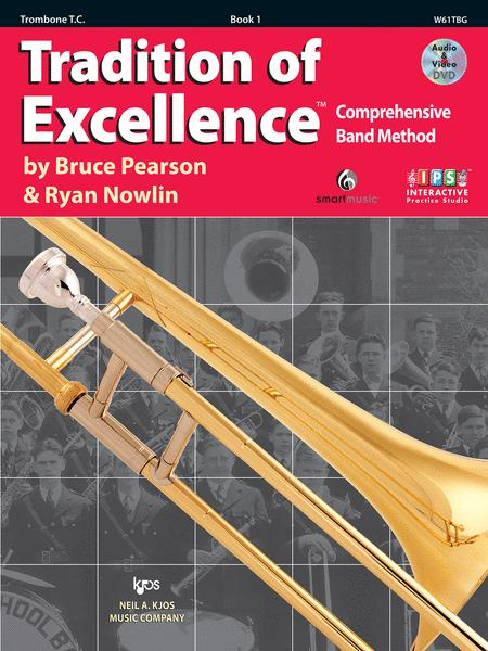 Tradition of Excellence Book 1 - Trombone T.C.