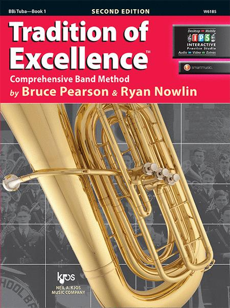 Tradition of Excellence Book 1 - BBb Tuba