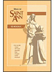 Mass of Saint Ann