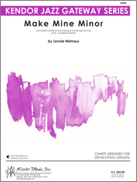 Make Mine Minor (Digital Download Only)