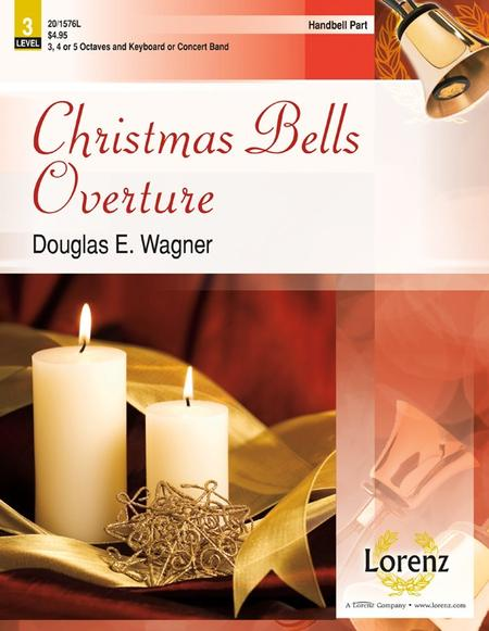 Christmas Bells Overture - Handbell Part
