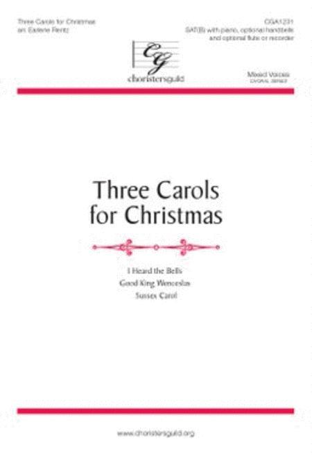 Three Carols for Christmas