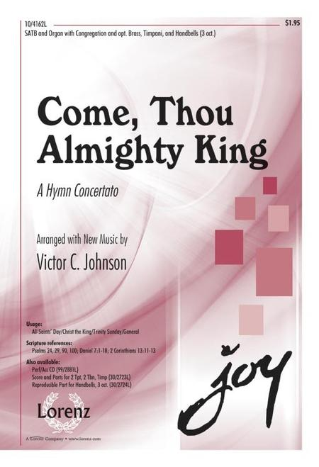 Come, Thou Almighty King