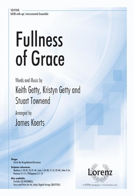 Fullness of Grace