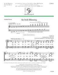 An Irish Blessing - Handbell Score