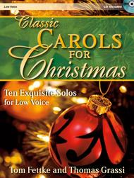 Classic Carols for Christmas - Low Voice