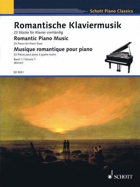 Romantic Piano Music Band 1