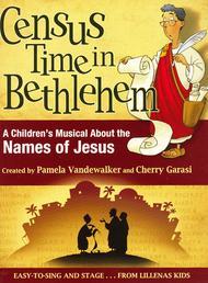 Census Time in Bethlehem (Book)