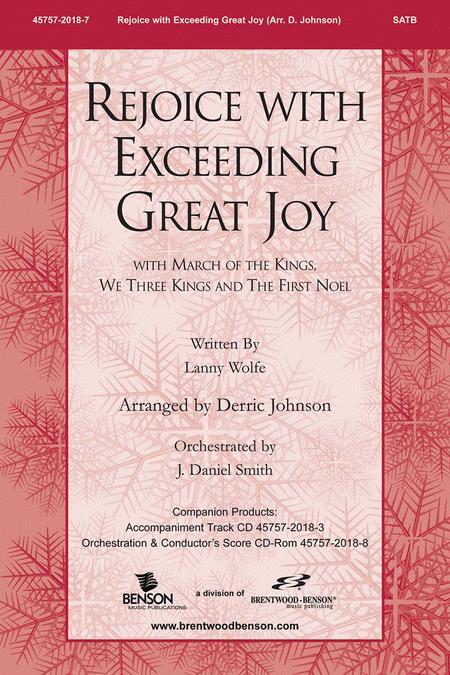 Rejoice With Exceeding Great Joy (Anthem)
