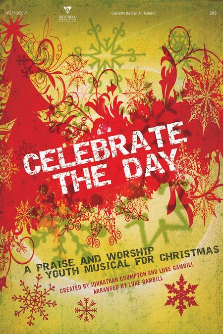 Celebrate The Day (Audio Wav Files DVD-ROM)