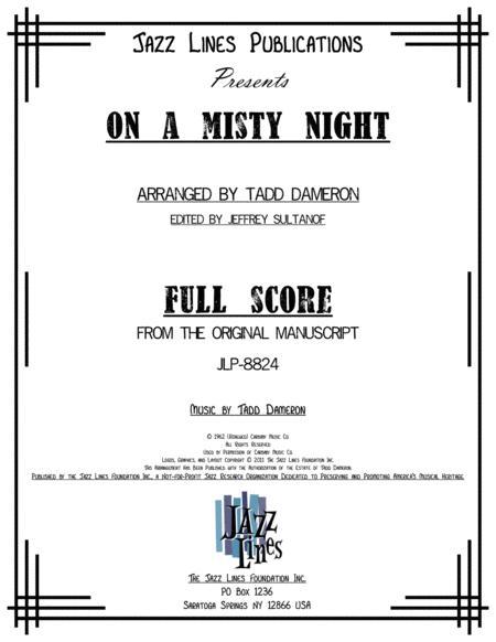 On A Misty Night