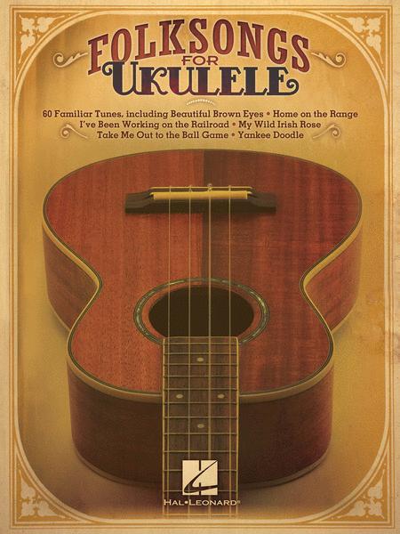 Folk Songs for Ukulele