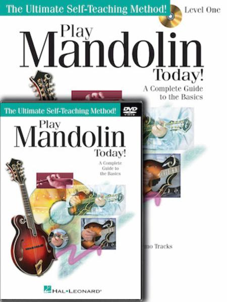 Play Mandolin Today! Beginner's Pack