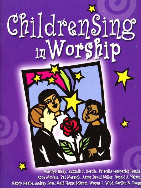 ChildrenSing in Worship