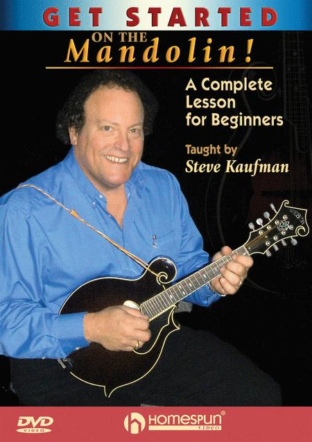 Get Started on the Mandolin!