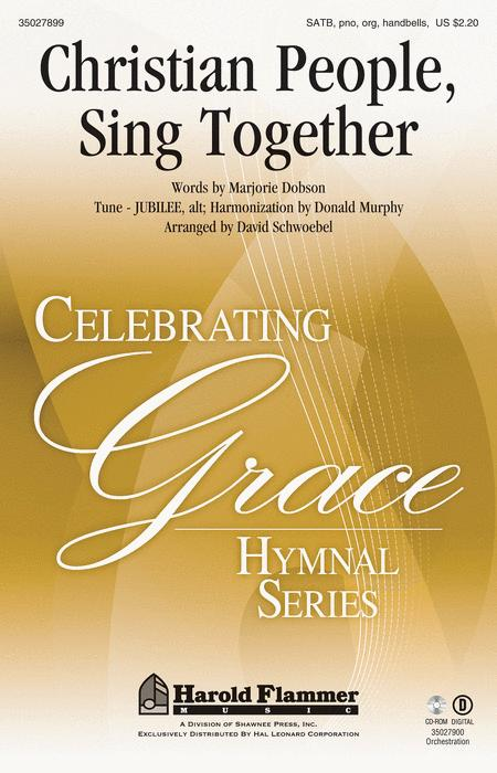 Christian People, Sing Together