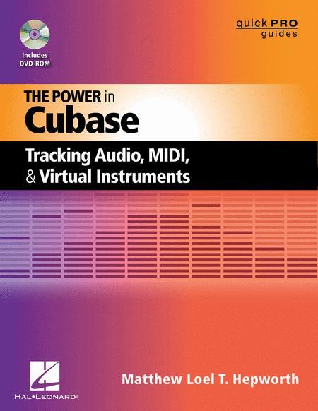 The Power in Cubase