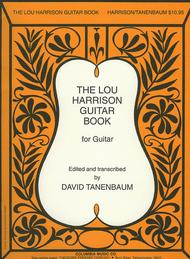 Lou Harrison Guitar Book