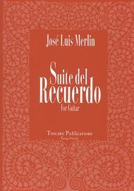 Suite Del Recuerdo - Guitar