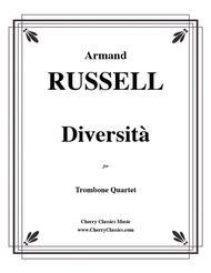 Diversita for Trombone Quartet