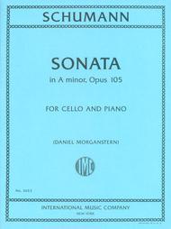 Sonata in A minor, Opus 105
