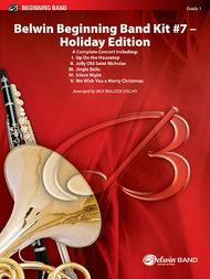 Belwin Beginning Band Kit #7: Holiday Edition