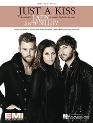download free lady antebellum just a kiss