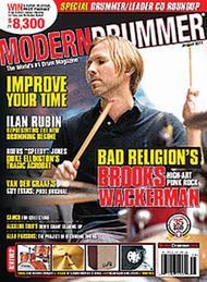 Modern Drummer Magazine - August 2011