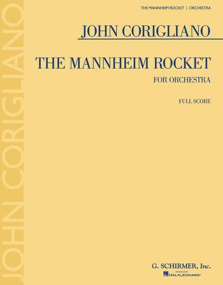 John Corigliano - The Mannheim Rocket