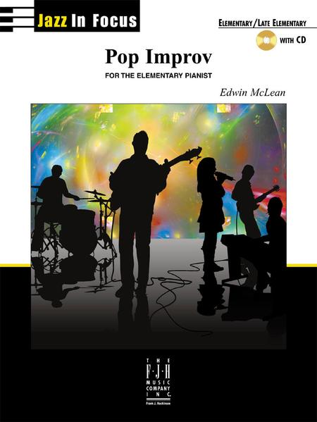 Pop Improv (with CD)