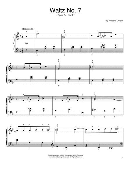 Waltz In C# Minor, Op. 64, No. 2