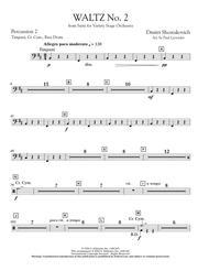 Waltz No. 2 - Percussion 2