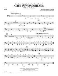 Alice In Wonderland, Soundtrack Highlights - Tuba