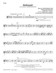 Hallelujah! (from Messiah Rocks) - Viola
