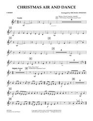 Christmas Air And Dance - F Horn