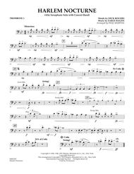 Harlem Nocturne (Alto Sax Solo with Band) - Trombone 1