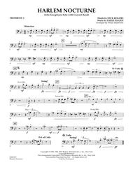 Harlem Nocturne (Alto Sax Solo with Band) - Trombone 2