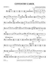 Coventry Carol - Trombone 2