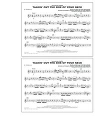 Talkin' Out The Side Of Your Neck - Bb Tenor Sax