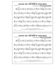Talkin' Out The Side Of Your Neck - Eb Baritone Sax