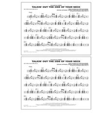 Talkin' Out The Side Of Your Neck - Multiple Bass Drums