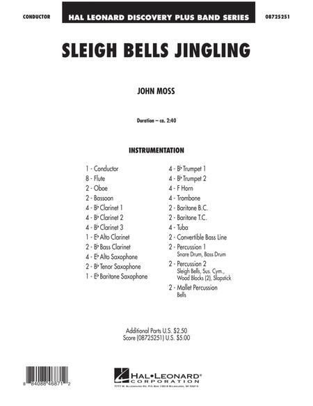 Sleigh Bells Jingling - Full Score