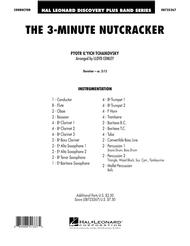 The 3-Minute Nutcracker - Conductor Score (Full Score)