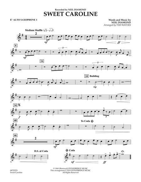 Sweet Caroline Sheet Music Free Erkalnathandedecker