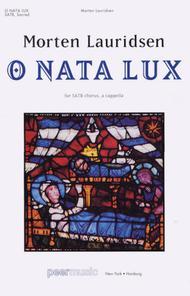 O Nata Lux