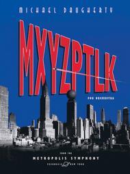 METROPOLIS SYMPHONY: III. Mxyzptlk
