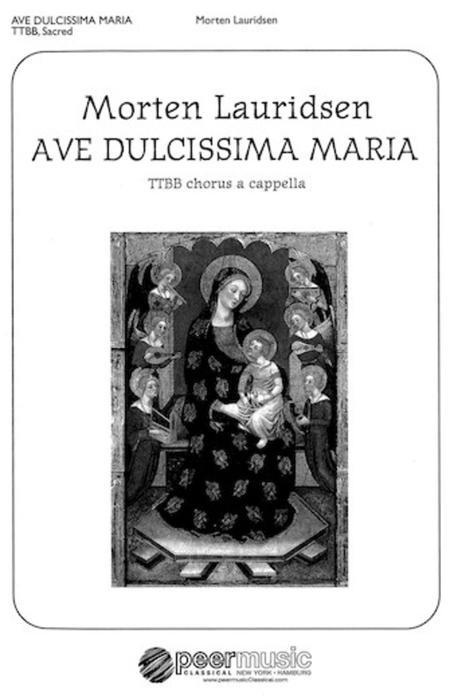 Ave dulcissima Maria
