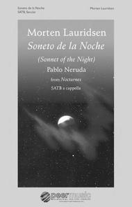 Soneto de la Noche